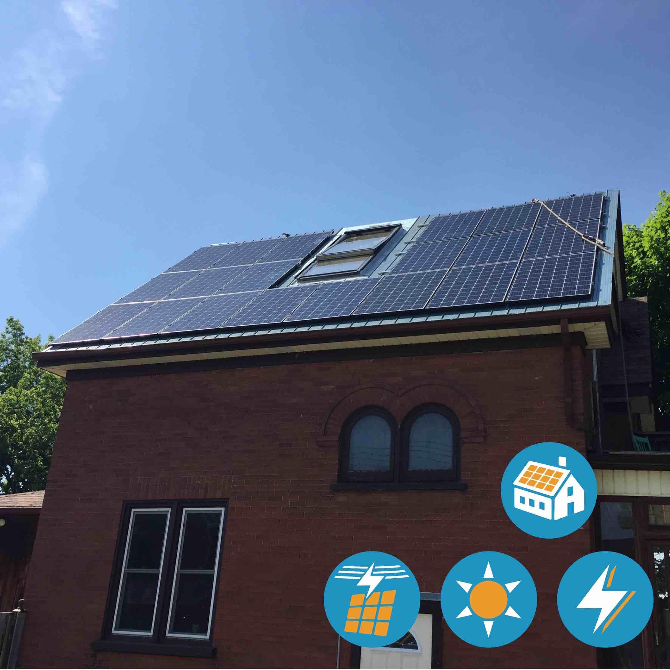 Residential Guelph Solar
