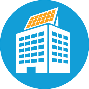 Guelph Solar Commercial PV Icon