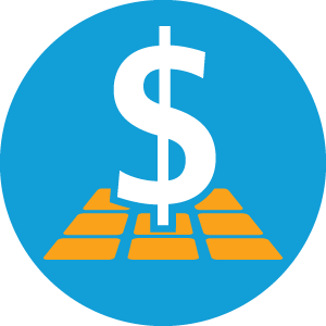 Guelph Solar Save Money / Save the World Icon