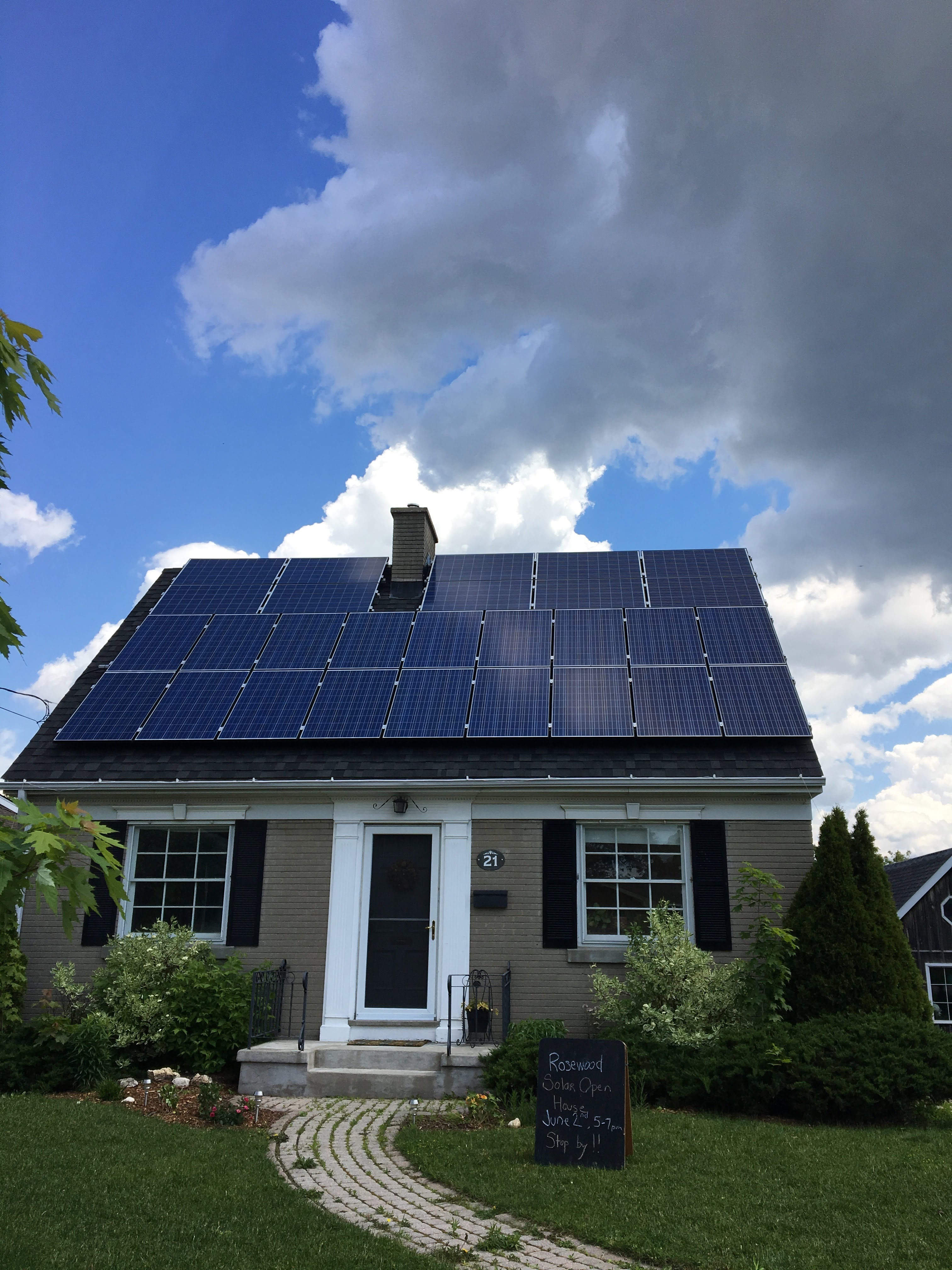 Installing Solar Panels On Your House Ontario Tcworks Org