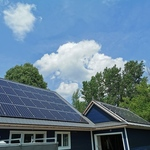 Integrated solar roof solution Guelph