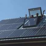 Premium solar roof solution Kitchener microfit