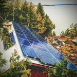 Solar on cottage Ontario