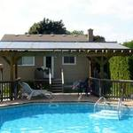 Solar pool heater Ontario